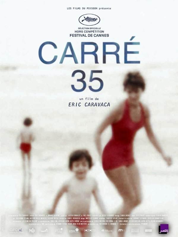 Carré 35, Affiche