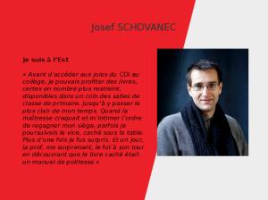 Dia Josef SCHOVANEC